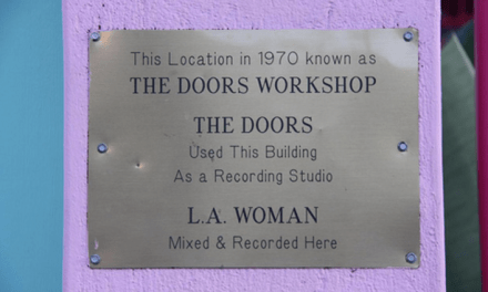 The Doors Office and Recording Studio