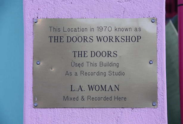 The Doors Office