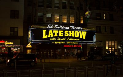 The Ed Sullivan Theater