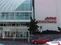 The Kabuki Theater-SF