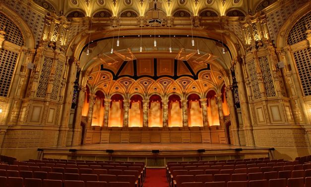 The Orpheum – The Doors Live in Vancouver 1970 Album Recorded Here