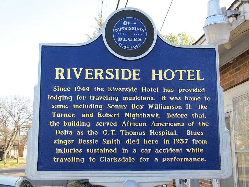 The Riverside Hotel