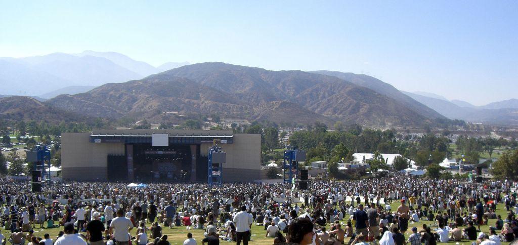 The San Manuel Amphitheater