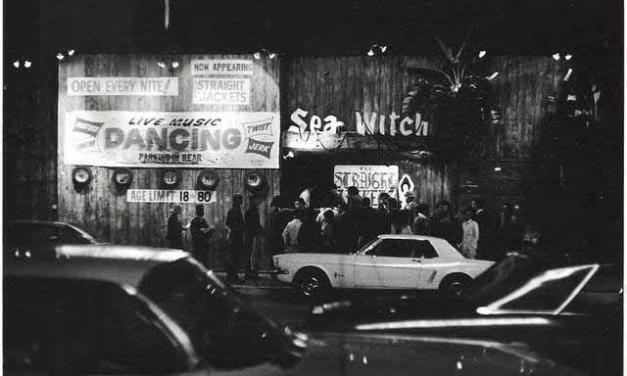 The Sea Witch In West Hollywood CA Was An Early Doors Venue