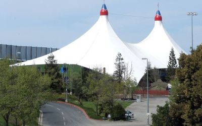The Shoreline Amphitheatre