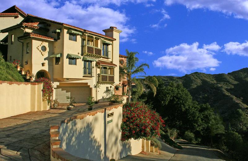 The Topanga Canyon Inn