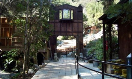Theatricum Botanicum In Topanga Canyon