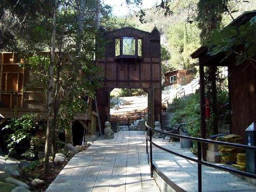 Theatricum Botanicum In Topanga Canyon