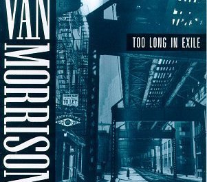 Too Long in Exile by Van Morrison Album Cover Location In New York