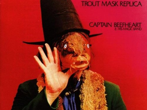 Trout Mask Replica By Captain Beefheart & His Magic Band Album Cover Location