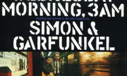 Wednesday Morning 3 A.M. by Simon and Garfunkel Album Cover Location