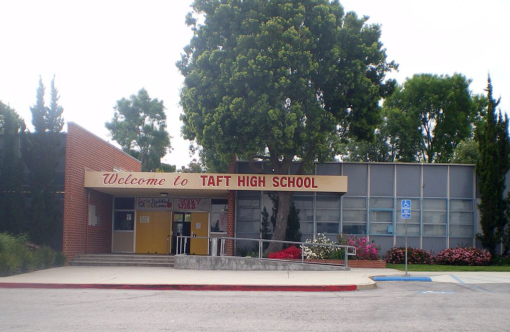 William Howard Taft Senior High