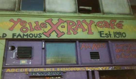 X-Ray Cafe