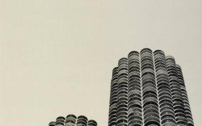 Yankee Hotel Foxtrot By Wilco Album Cover Location