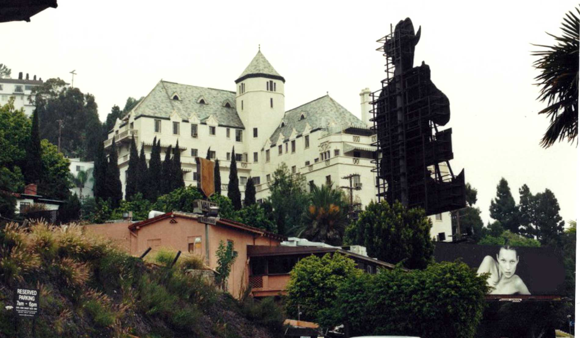 The Oral History of Celebrity Scandals at the Chateau Marmont