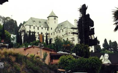 Chateau Marmont – Jim Morrison Lived Here & John Belushi Died Here