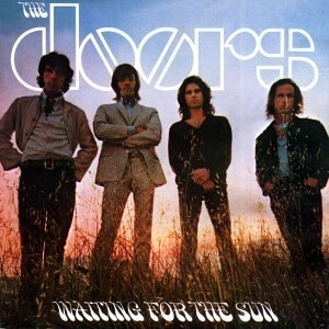 sc 1 st  Rock and Roll Roadmaps & Waiting For The Sun By The Doors Album Cover Location