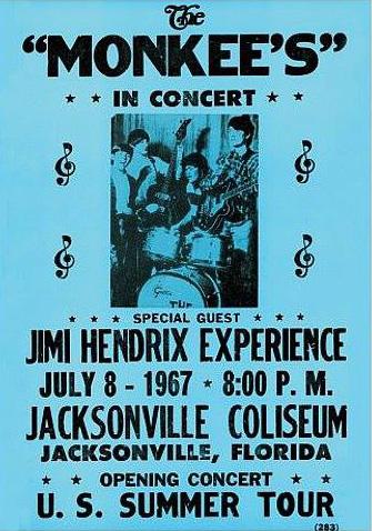 Jacksonville Coliseum Poster