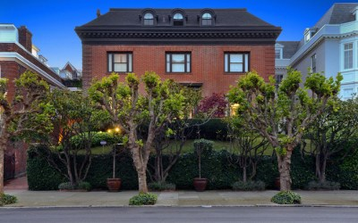 Kirk Hammett's Previous Home In San Francisco