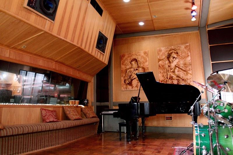 Tarpan Studios Interior