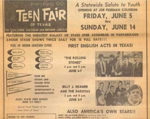 Teen Fair Of Texas Poster