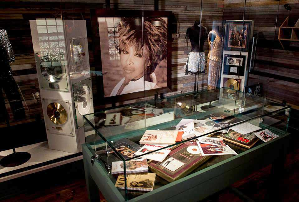 Tina Turner Museum - World's Largest Collection Of Her Memorabilia