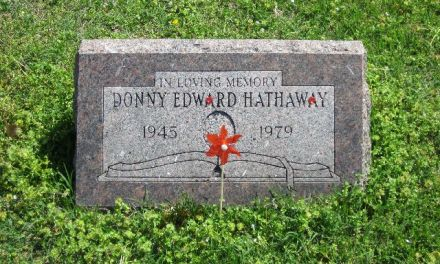Buried Here – Donny Hathaway