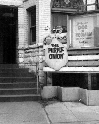 Purple Onion Coffee House