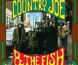 The Collected Country Joe and the Fish Album Cover Location