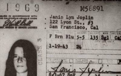 Janis Joplin's Apartment In San Francisco