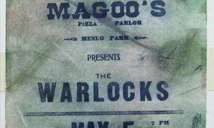 Magoo's Pizza Parlor Where The Warlocks, Later Known As The Grateful Dead, Played Their First Gig