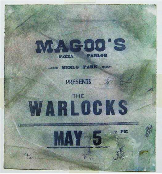 Magoo's Pizza Parlor Poster