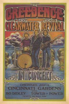 Cincinnati Gardens Poster