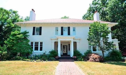 """Jack White's Home Where The White Stripes Recorded """"Get Behind Me Satan"""""""