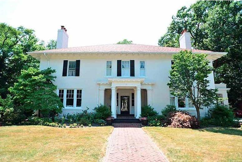 Jack White Home