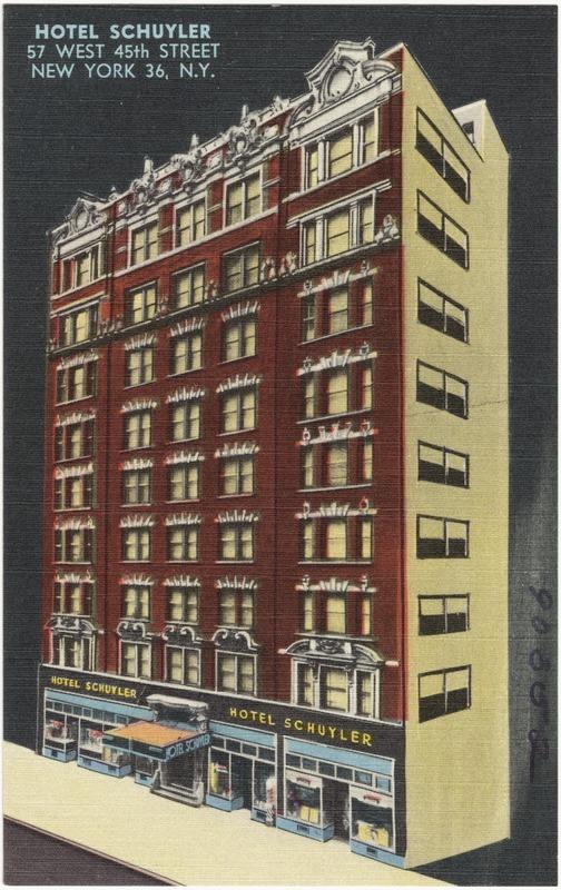 Hotel Schuyler