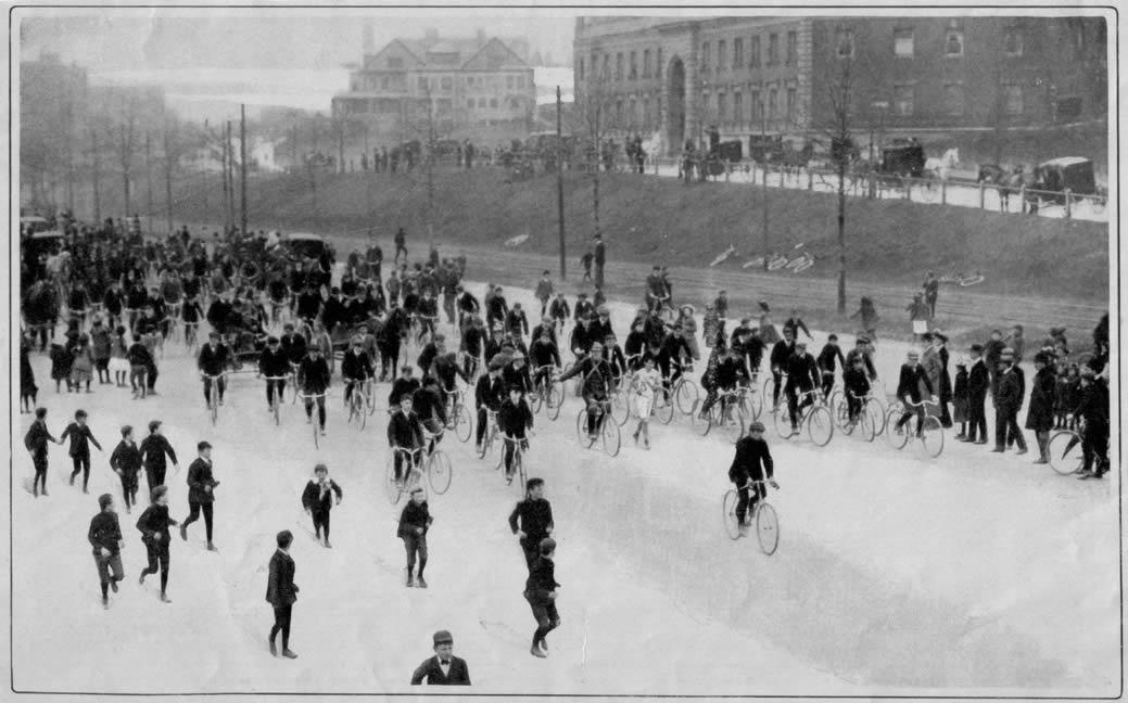 The 1904 Boston Marathon