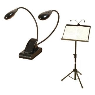 Lámparas de Atril