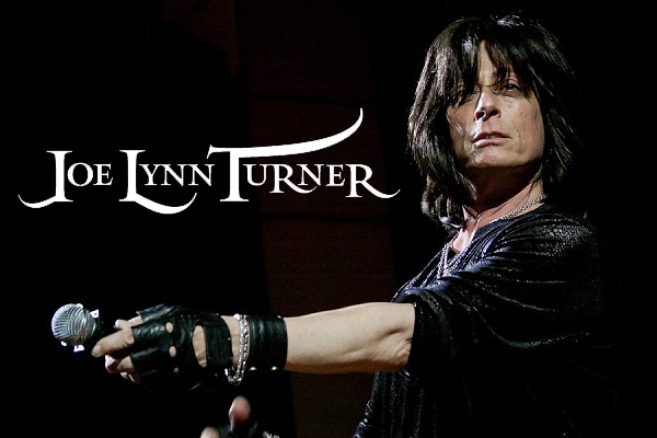 JOE LYNN TURNER - Icono del rock