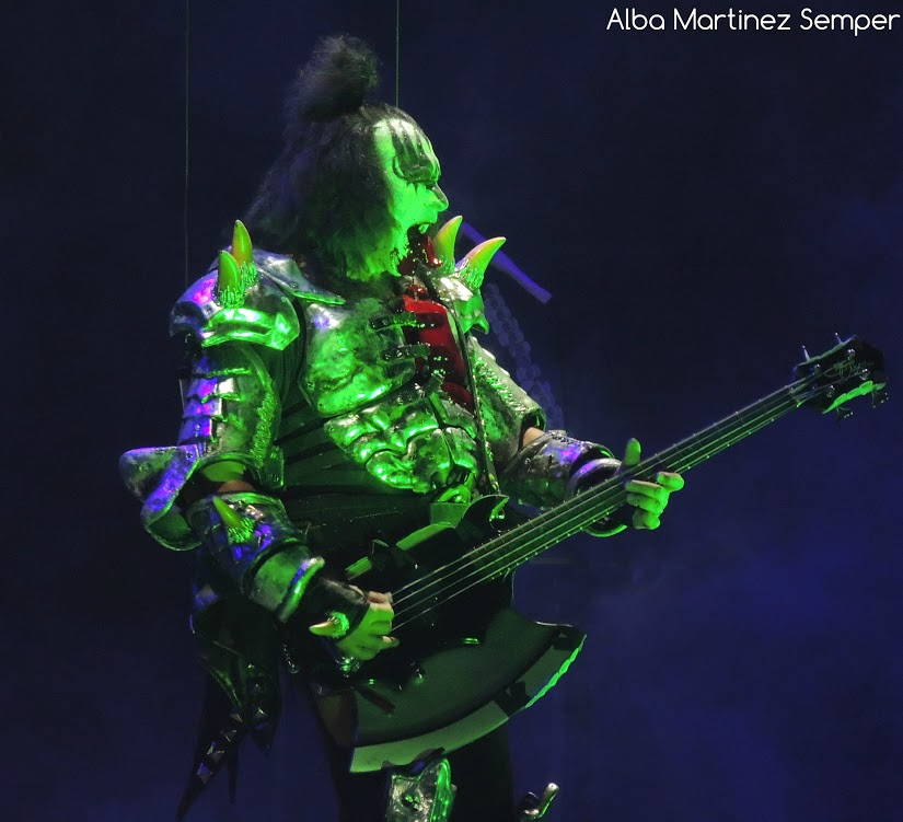 KISS + The Dead Daisies - Crónica (21/6/2015)