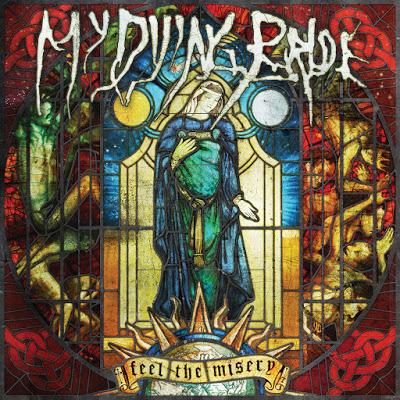 MDB Feel The Misery cover