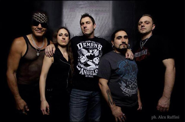 JOHNNY GIOELI (HARDLINE) - Interview (English version)