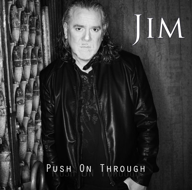 JIM JIDHED – Push on through (2017)