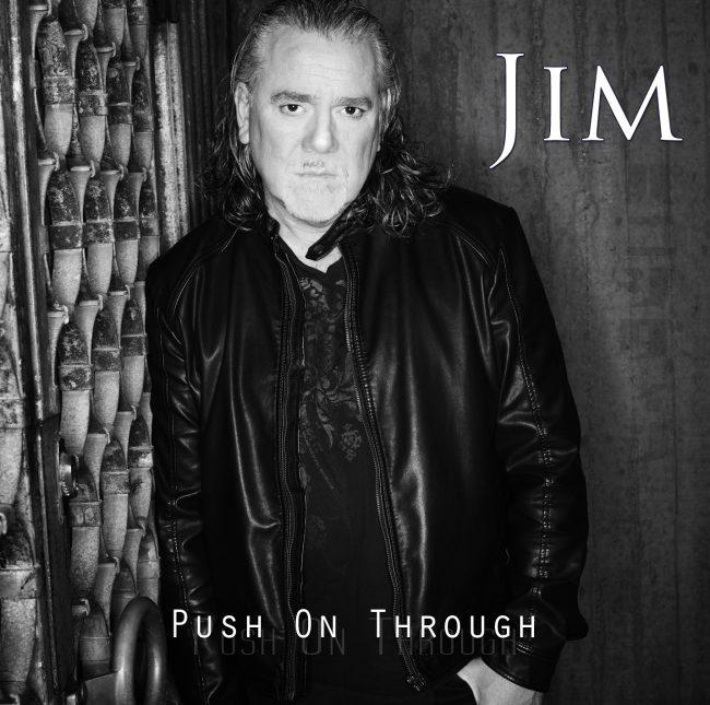 JIM JIDHED – Push on through (2017)