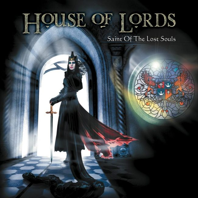 HOUSE OF LORDS – Saint of the lost souls (2017)