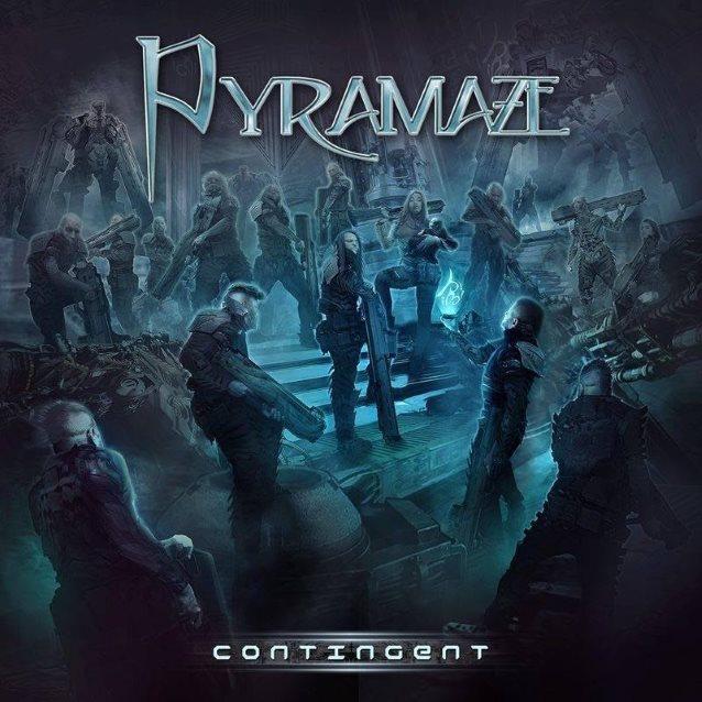 PYRAMIZE - Contingent (2017)