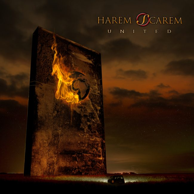 HAREM SCAREM - United (2017)