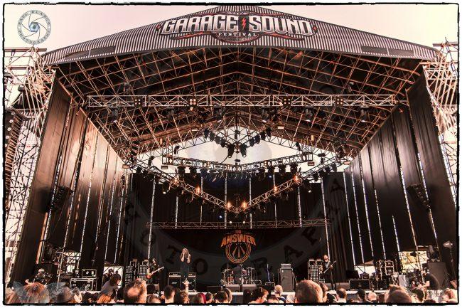 GARAGE SOUND FEST - Crónica resumen 1ª jornada