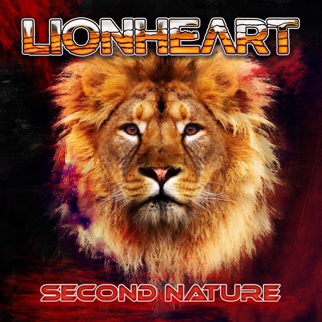 LIONHEART - Second nature (2017)