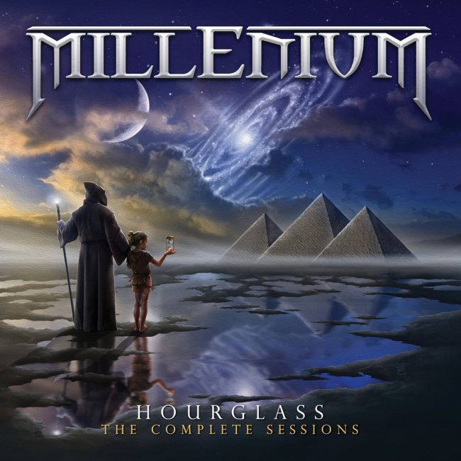 MILLENIUM - Hourglass: The complete sessions (2017)